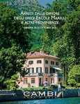 Furnishings from the mansions of the Ercole Marelli heirs and other property