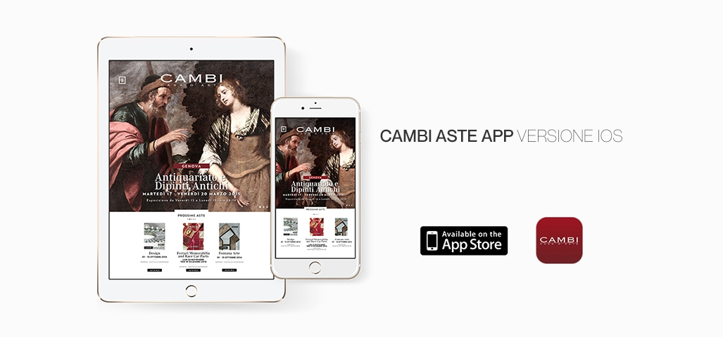 Cambi App - Buy and sell