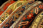 Ancient carpets charm