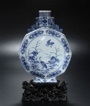 The Yongzheng Moon Flask, an Imperial Masterpiece