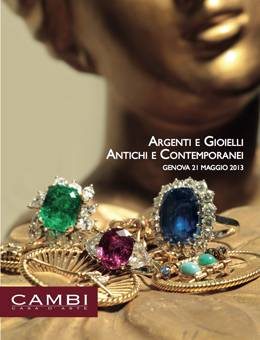 Silver, Ancient and Contemporary Jewels