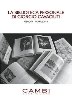 The library of George Cavaciuti