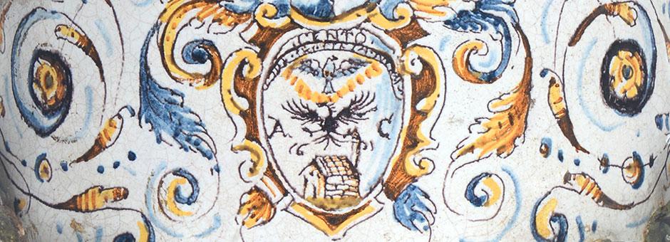 Calendar-Collectors' Majolica