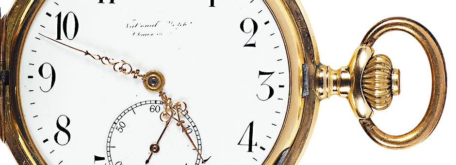 Calendar-Watches and Pocket Watches