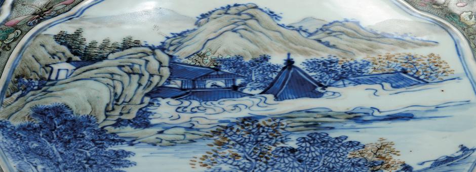 Calendar-Fine Chinese Works of Art