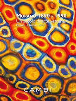 Murano 1890-1990. Un secolo di arte vetraria
