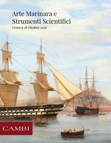 Arte Marinara e Strumenti Scientifici