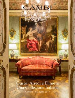 Taste, Furniture and Residences, An Italian Collection