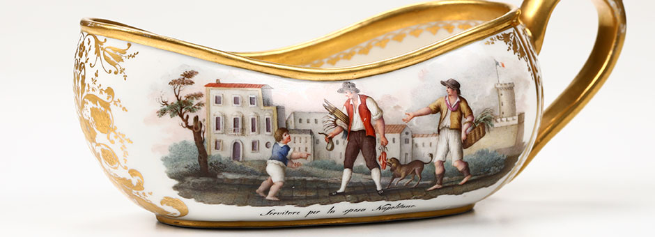 Calendar - Collectors' European Porcelains