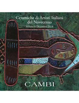 Ceramiche di Artisti Italiani del Novecento