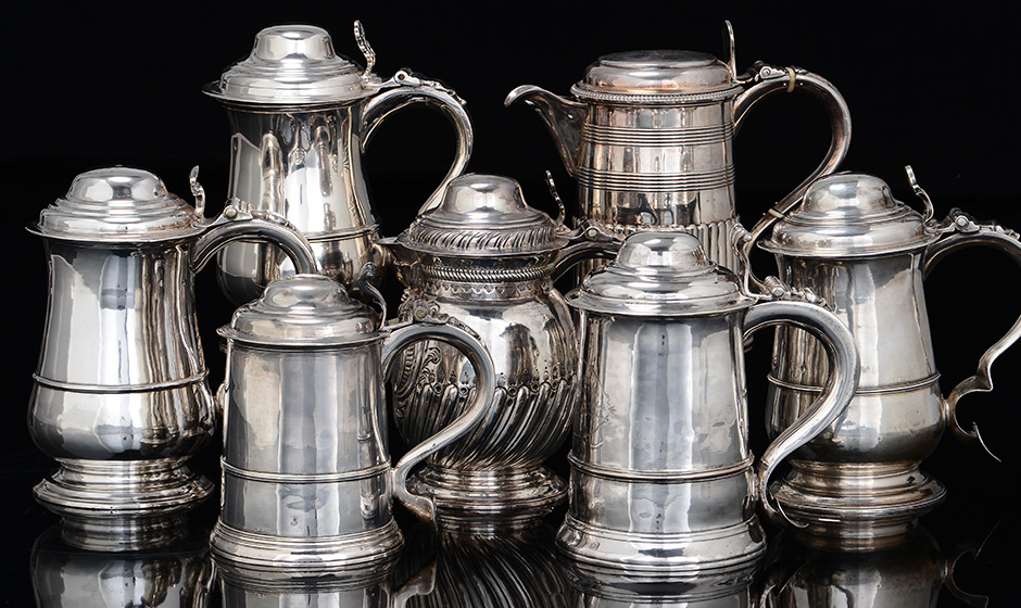 Collectors' Silvers