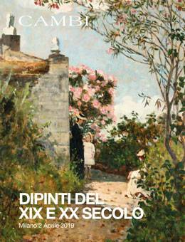 Peintures des XIXe et XXe siècles