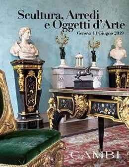 Furnitures, Sculptures and Works of Art