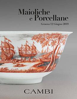 Majolica and Porcelain