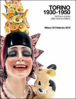 Torino 1930-1950. Twenty years of Italian ceramic history
