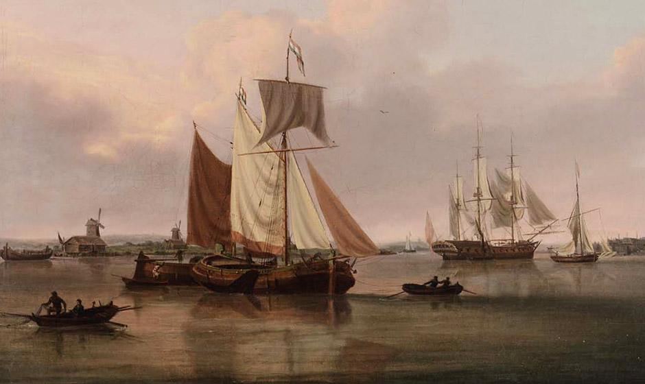 Arts maritimes