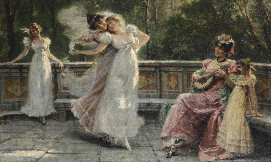 19th and 20th Century Paintings