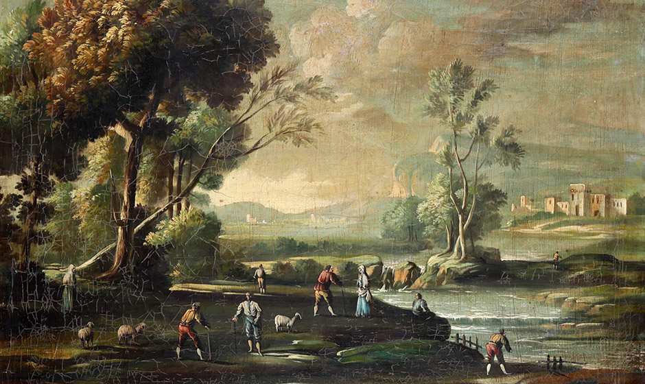 Old Masters - Timed Auction