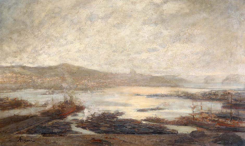 Paintings of the 19th - 20th century | Time Auction