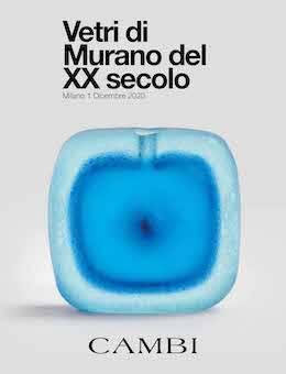 Vetri di Murano del XX secolo