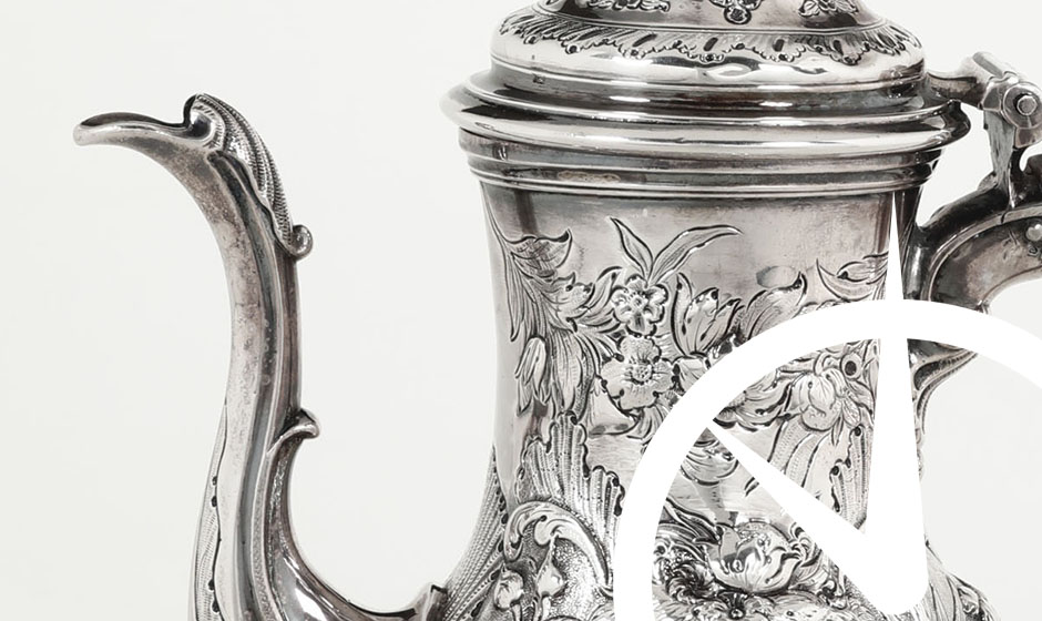 Silvers and Object de Vertu