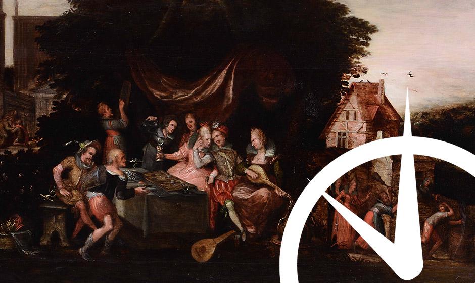 peintures anciennes et du 19ème siècle Time Auction