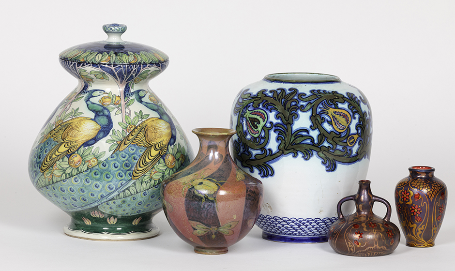 Italian Ceramics and Decorative Arts of the '900