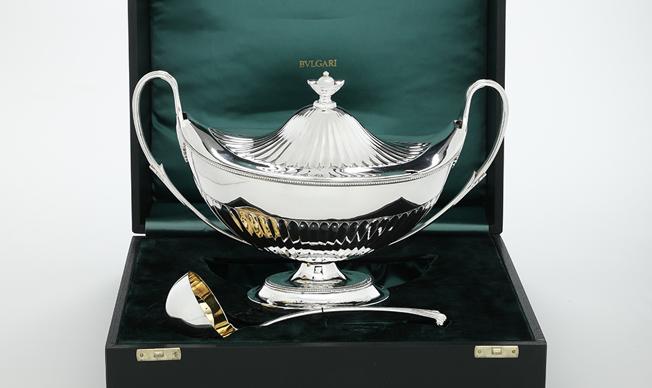 Collectible silverware - 20th century